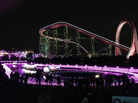 「夜撮カメラ」や夜景撮影アプリを使うとイルミネーションがきれいに撮れる?