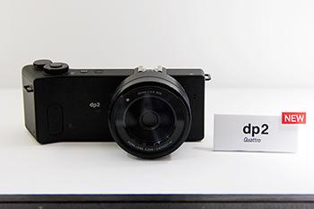 メーカーに聞く【CP+ 2014 の見どころ】 シグマ dp2 Quattro、標準レンズ 50mm F1.4 DG HSMほか