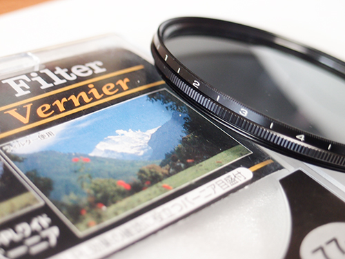 PLフィルター(偏光フィルター)の特徴と効果|レンズフィルター講座|