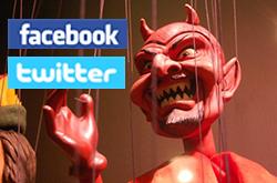 第02回 : Facebook や ツイッターの嘘や罠